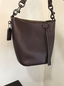 COACH 1941 Archive Duffle 20 Tote Crossbody Bag Purse Oxbloo