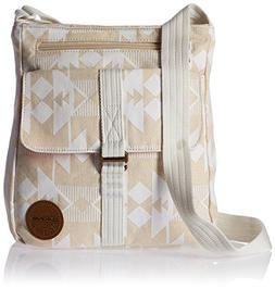Dakine Lola Purse Shoulder Bag, Fireside II Canvas, 7 L