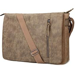331954f91ff4 Laptop Messenger Bag 16.5 inch for Men and Women