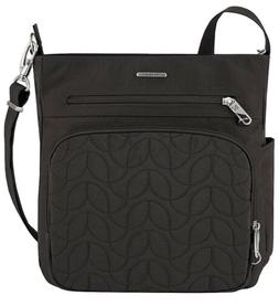 NWT Travelon Anti-Theft Quilted North South Chelsea Style Cr