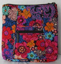 NWT Vera Bradley Crossbody Hipster in Floral Fiesta  Such a