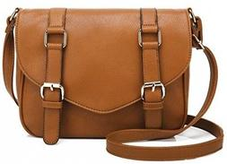 Scarleton Decorative Front Belt Crossbody Bag H1725