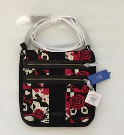 Vera Bradley Disney Parks Alice in Wonderland Hipster Crossb