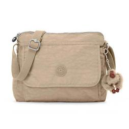 Kipling Aisling Solid Crossbody Bag, Hummus