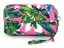 Vera Bradley All In One Cross-body Bag for iPhone 6 with Upd