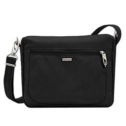 Travelon Anti-Theft Classic Small E/W Crossbody Purse