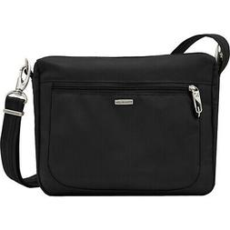 Travelon Anti-theft Classic Small E/W Crossbody Bag Cross-Bo