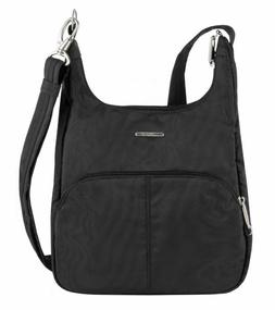 Travelon Anti-Theft Travel Purse Handbag Medium Essential Cr