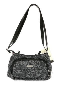 Baggallini Everyday Bagg, Pewter Floral Sale