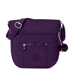 Kipling Bailey Saddle Bag, Adjustable Crossbody Strap, Zip C
