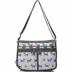 BEKILOLE Cross Body Bag For Women And Girls Water Resistant