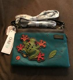 Bird Mini Cross body Handbag, Small Shoulder Purse by Chala