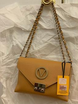 Valentino by Mario Valentino Isabelle Leather Crossbody Bag-