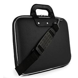 Sumaclife Cady 10 Series PU Leather Laptop Briefcase Messeng