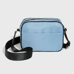 A New Day - Camera Crossbody Bag, Brave Blue/Black, New with