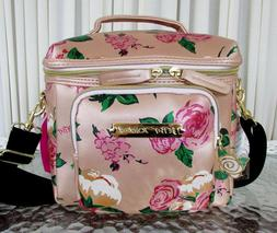 Betsey Johnson Cargo Insulated Reusable Travel Work Lunch To