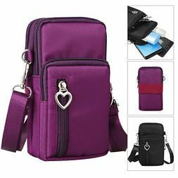 cross body mobile phone shoulder bag pouch