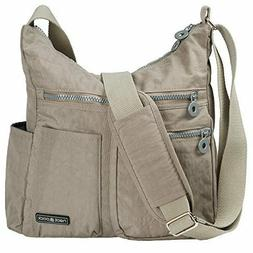 2cb3ae3be395 NeatPack Crossbody Bag for Women with Anti Theft RFID Pocket