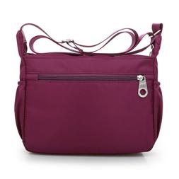 Crossbody Bag Ladies Travel Waterproof Women Single-shoulder