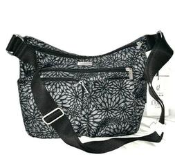 Baggallini Crossbody Bag Midnight Blossom Floral The Everywh