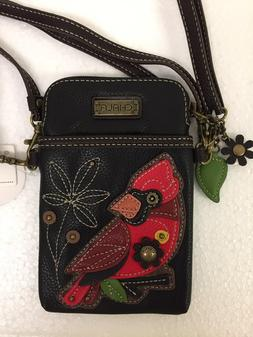 Chala Crossbody Cell Phone Purse-Women PU Leather Multicolor