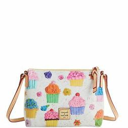 Dooney & Bourke Cupcakes Crossbody Pouchette Shoulder Bag