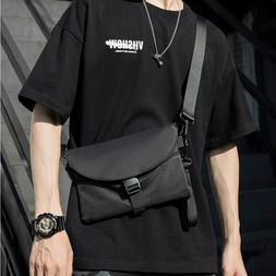 Fashion Trend Men Messenger <font><b>Bag</b></font> Pack <fo