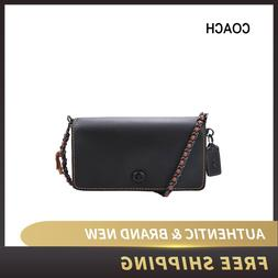 <font><b>COACH</b></font> Dinky Leather <font><b>Crossbody</