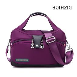 <font><b>Nylon</b></font> Large Women Messenger <font><b>Bag