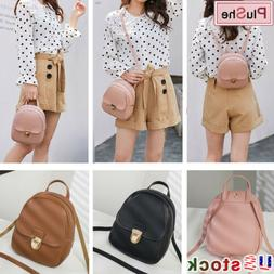 Girls Multi-Function Small Backpack Women Shoulder Hand bags