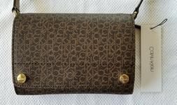 h8gej8wb susan monogram fold over small crossbody