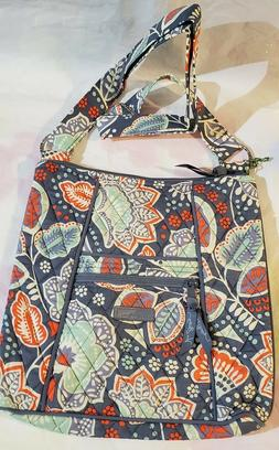 VERA BRADLEY Hipster Cross Body Crossbody Bag Purse NOMADIC