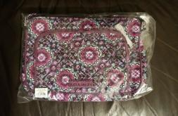 New Vera Bradley Iconic RFID Little Hipster Crossbody Lilac