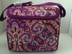 Vera Bradley~ICONIC STAY COOLER~DREAM TAPESTRY~Cool Lunch Ba