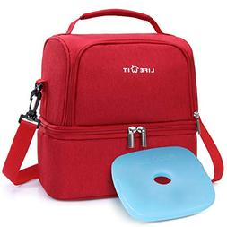 Lifewit Insulated Lunch Box Lunch Bag for Adults/Men/Women/K