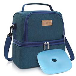Lifewit Insulated Lunch Box for Adults/Men / Women/Kids, The