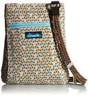 Kavu KEEPALONG BAG Shoulder Travel Cotton Canvas Crossbody B