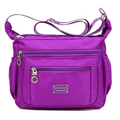 Soyater Nylon Crossbody Bags for Women with Pockets