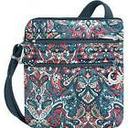 Travelon Anti-Theft BOHO SLIM BAG -NEW w/TAGS- RFID - Summer