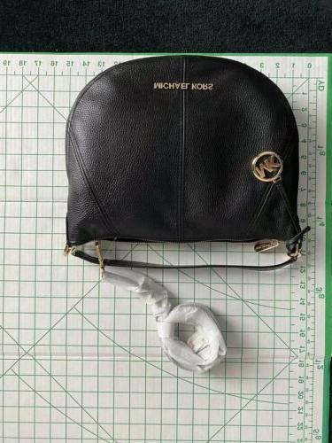 Michael Kors Convertible Bag In Black Leather