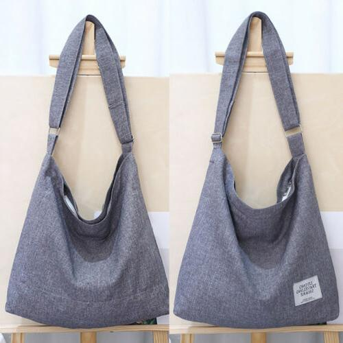Tote Messenger with Zipper Casual