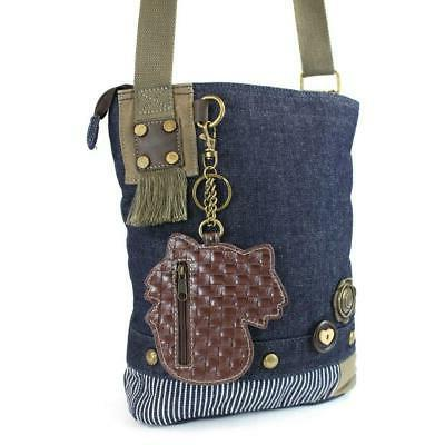 Chala Messenger Bags - with coin