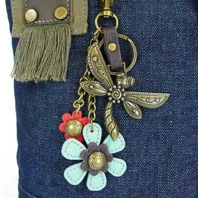 Chala Women's with Key-Fob (Denim-Met