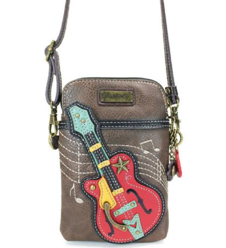 charming grand guitar cell phone