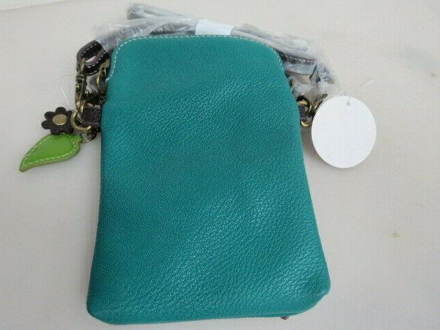 CHALA Phone Club DRAGONFLY Turquoise Faux