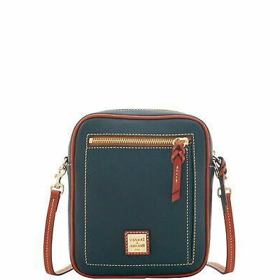 Dooney & Bourke Pebble Grain Camera Crossbody Shoulder Bag