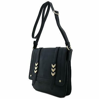 Double Compartment Large Crossbody For Women's