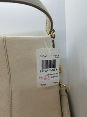 Coach F34511 Isabelle Pebbled Leather Hobo