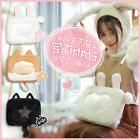 Girls Crossbody Ita bag Cute Animal Design Rabbit Doy Cat Pl