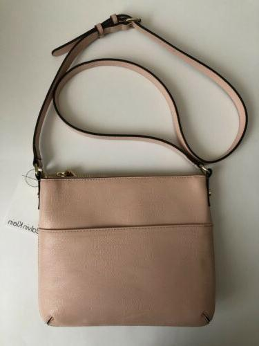 CALVIN Leather Bag